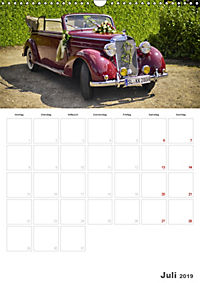 Mercedes Benz 170 SCB (Wandkalender 2019 DIN A3 hoch) - Produktdetailbild 7
