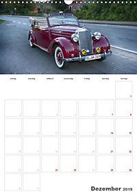 Mercedes Benz 170 SCB (Wandkalender 2019 DIN A3 hoch) - Produktdetailbild 12