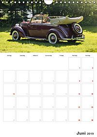 Mercedes Benz 170 SCB (Wandkalender 2019 DIN A4 hoch) - Produktdetailbild 6