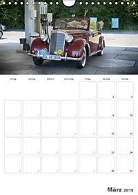 Mercedes Benz 170 SCB (Wandkalender 2019 DIN A4 hoch) - Produktdetailbild 3