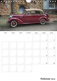 Mercedes Benz 170 SCB (Wandkalender 2019 DIN A4 hoch) - Produktdetailbild 2