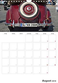 Mercedes Benz 170 SCB (Wandkalender 2019 DIN A4 hoch) - Produktdetailbild 8