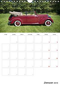 Mercedes Benz 170 SCB (Wandkalender 2019 DIN A4 hoch) - Produktdetailbild 1
