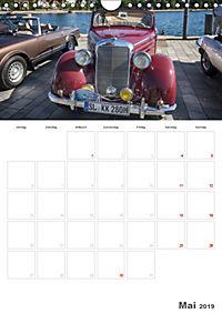 Mercedes Benz 170 SCB (Wandkalender 2019 DIN A4 hoch) - Produktdetailbild 5