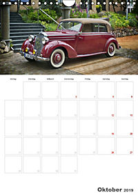 Mercedes Benz 170 SCB (Wandkalender 2019 DIN A4 hoch) - Produktdetailbild 10