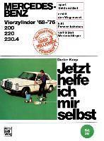 Mercedes-Benz 200 / 220 / 230.4  4Zyl. 1968-1976, Dieter Korp