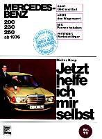 Mercedes-Benz 200-250 (76-80), Dieter Korp