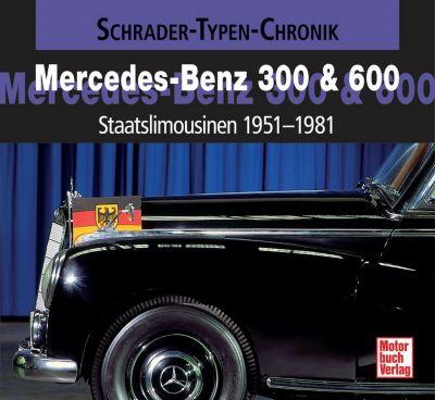 Mercedes-Benz 300 & 600 - Cajetan Sacardi  