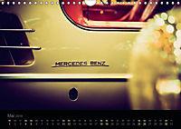 Mercedes Benz 300 SL - Details (Wandkalender 2019 DIN A4 quer) - Produktdetailbild 1