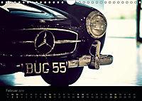 Mercedes Benz 300 SL - Details (Wandkalender 2019 DIN A4 quer) - Produktdetailbild 3