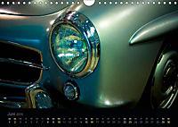 Mercedes Benz 300 SL - Details (Wandkalender 2019 DIN A4 quer) - Produktdetailbild 4