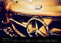 Mercedes Benz 300 SL - Details (Wandkalender 2019 DIN A4 quer) - Produktdetailbild 6
