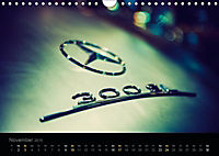 Mercedes Benz 300 SL - Details (Wandkalender 2019 DIN A4 quer) - Produktdetailbild 10