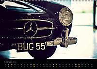 Mercedes Benz 300 SL - Details (Wandkalender 2019 DIN A2 quer) - Produktdetailbild 2