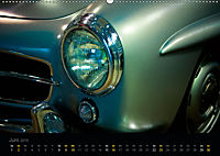 Mercedes Benz 300 SL - Details (Wandkalender 2019 DIN A2 quer) - Produktdetailbild 6