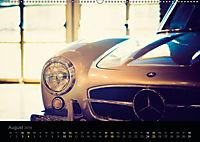 Mercedes Benz 300 SL - Details (Wandkalender 2019 DIN A2 quer) - Produktdetailbild 8