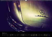 Mercedes Benz 300 SL - Details (Wandkalender 2019 DIN A2 quer) - Produktdetailbild 4