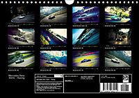 Mercedes Benz 300SL - Racing (Wandkalender 2019 DIN A4 quer) - Produktdetailbild 13