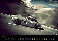 Mercedes Benz 300SL - Racing (Wandkalender 2019 DIN A4 quer) - Produktdetailbild 5
