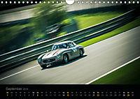Mercedes Benz 300SL - Racing (Wandkalender 2019 DIN A4 quer) - Produktdetailbild 9