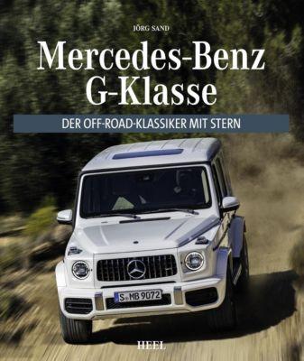 Mercedes-Benz G-Klasse - Jörg Sand  