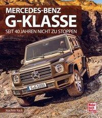 Mercedes Benz G Klasse Buch von Joachim Hack