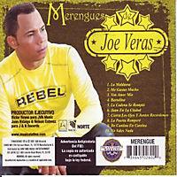 Merengues de Joe Veras - Produktdetailbild 1