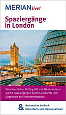 MERIAN Digitale Medien: Spaziergänge in London