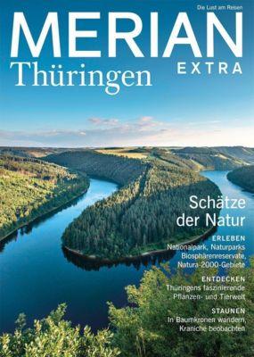 MERIAN EXTRA Thüringen - Schätze der Natur