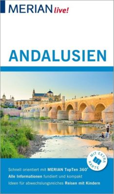 MERIAN live! Reiseführer Andalusien - Harald Klöcker pdf epub