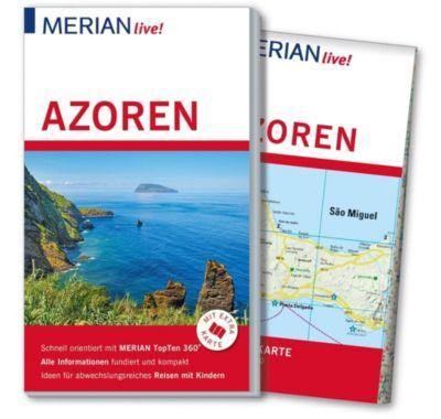 MERIAN live! Reiseführer Azoren, Michael Bussmann, Gabriele Tröger