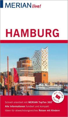 MERIAN live! Reiseführer Hamburg - Marina Bohlmann-Modersohn pdf epub