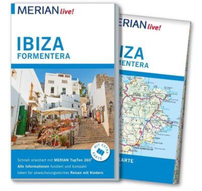 MERIAN live! Reiseführer Ibiza, Formentera, Niklaus Schmid