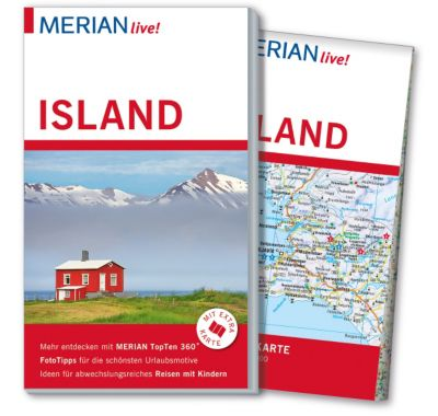 MERIAN live! Reiseführer Island, Dörte Sasse