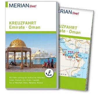 MERIAN live! Reiseführer Kreuzfahrt Emirate, Oman, Birgit Müller-Wöbcke