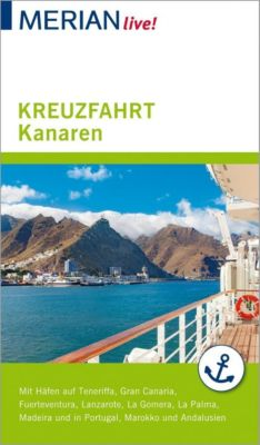 MERIAN live! Reiseführer Kreuzfahrt Kanaren - Susanne Lipps-Breda pdf epub