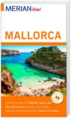 MERIAN live! Reiseführer Mallorca, Niklaus Schmid