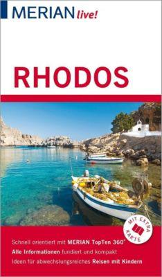 MERIAN live! Reiseführer Rhodos - Klaus Bötig pdf epub