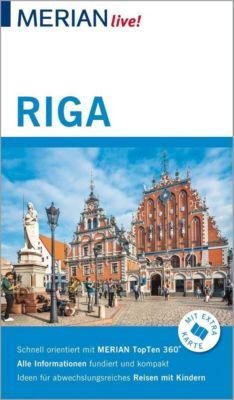 MERIAN live! Reiseführer Riga, Christiane Bauermeister