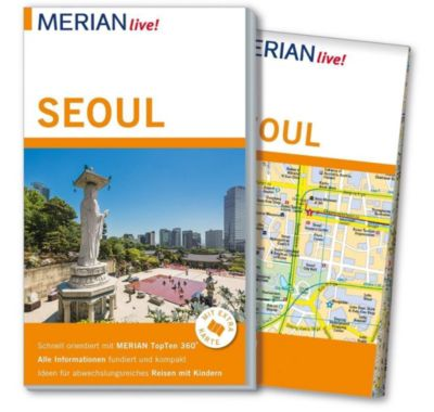MERIAN live! Reiseführer Seoul, Peter Messingfeld, Marcus Pfeiffer