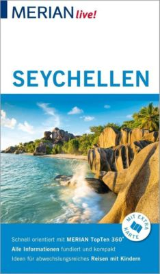 MERIAN live! Reiseführer Seychellen - Anja Bech |
