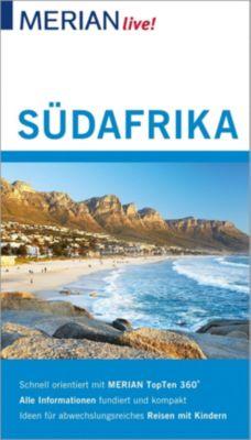MERIAN live! Reiseführer Südafrika, Thomas Knemeyer