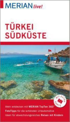 MERIAN live! Reiseführer Türkei Südküste, Dirk Engelhardt