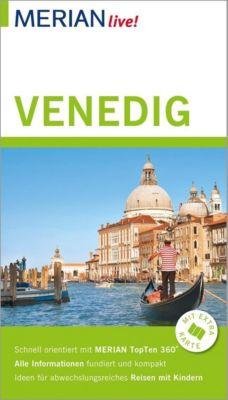MERIAN live! Reiseführer Venedig, Wolftraud De Concini