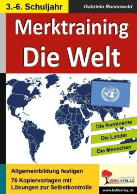 Merktraining Die Welt, Gabriela Rosenwald