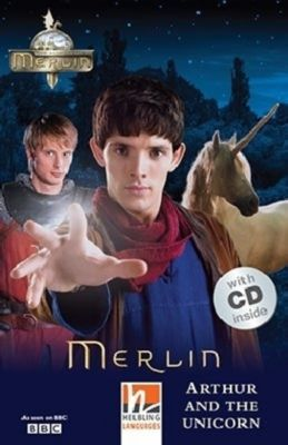 Merlin: Arthur and the Unicorn, m. 1 Audio-CD, Howard Overman, Lynda Edwards