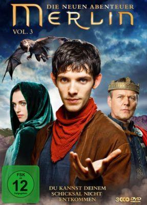 Merlin - Die neuen Abenteuer Vol. 3, Johnny Capps, Julian Jones, Jake Michie, Julian Murphy, Howard Overman, Ben Vanstone