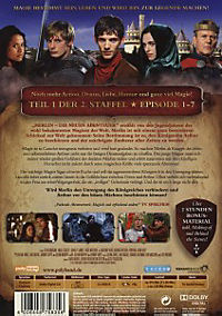 Merlin - Die neuen Abenteuer Vol. 3 - Produktdetailbild 1