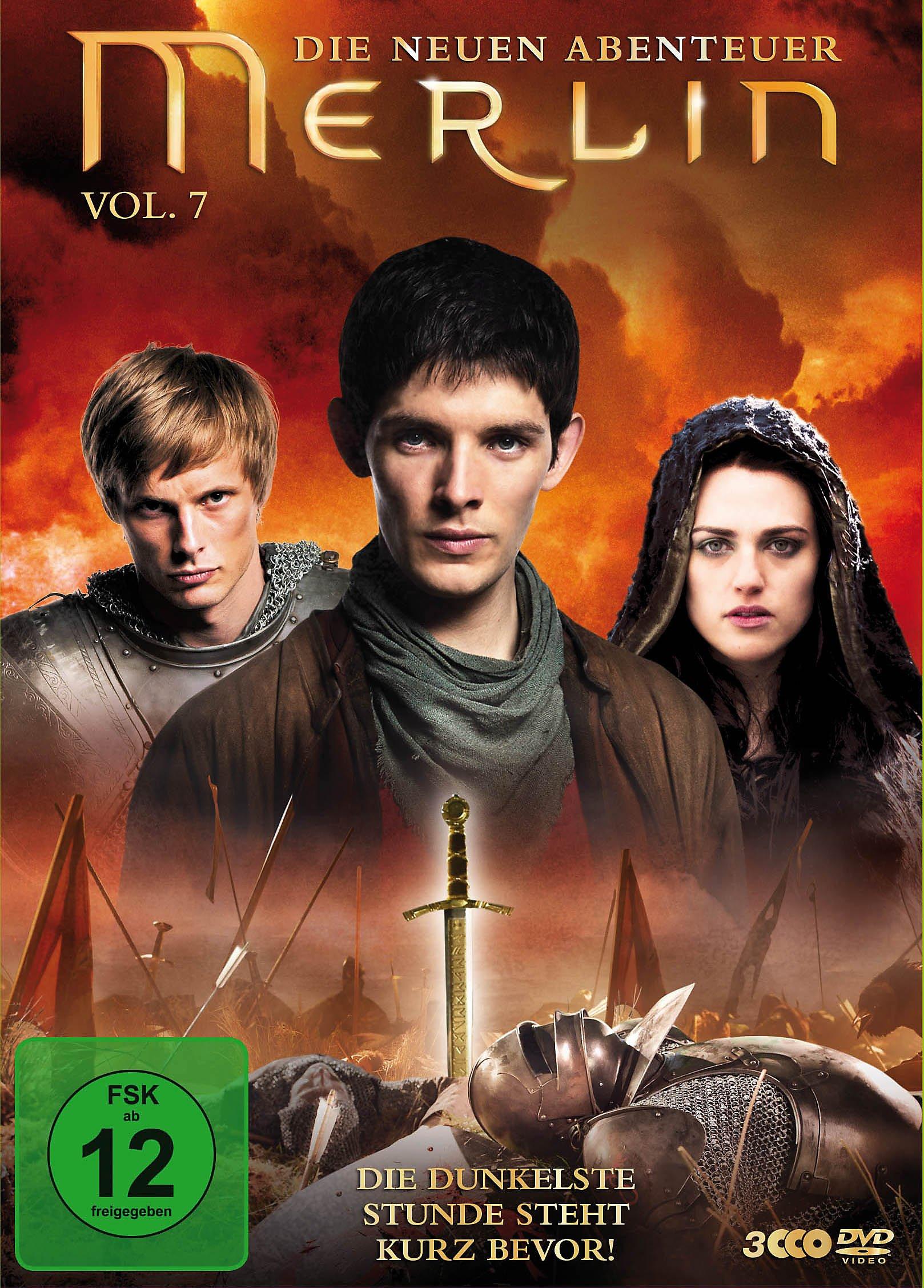 Merlin Die Neuen Abenteuer
