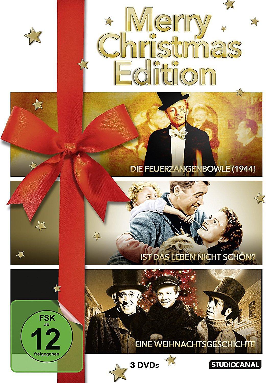 Merry Christmas Edition DVD bei Weltbild.de bestellen